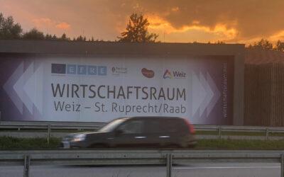 Banner Wirtschaftsraum Weiz – St. Ruprecht