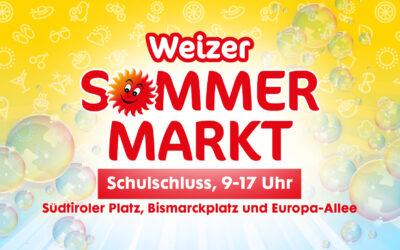 """Weizer Sommermarkt """"NEU"""""""