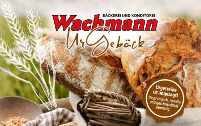 Urgebäck von Wachmann