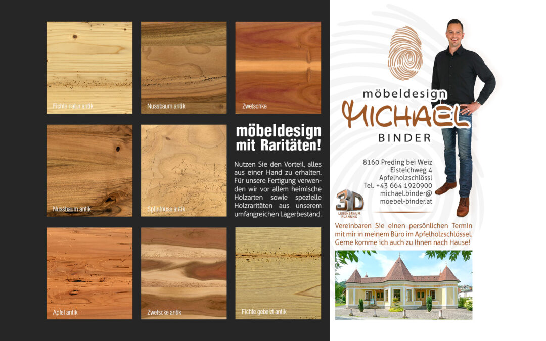 möbeldesign Michael Binder