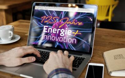 125 Jahre Energie und Innovation